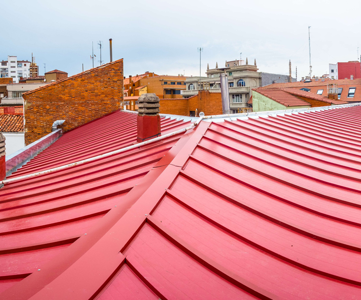 Reformas de tejados en León