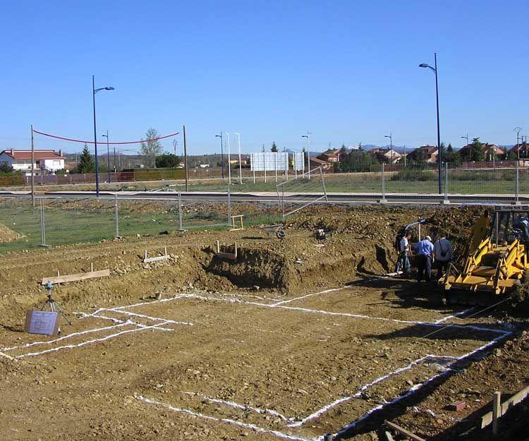 Empresa de construcción en León