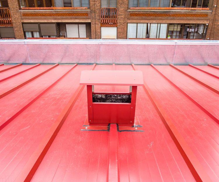 Profesionales en cubiertas y tejados en león