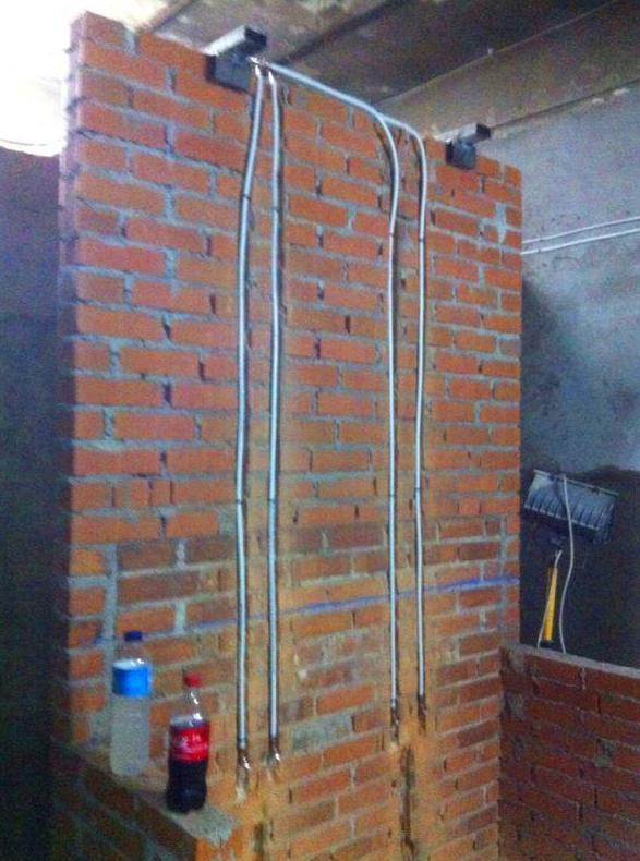 Instalaciones de fontaneria.: Trabajos realizados de REFORMAS, INSTALACIONES Y CONSTRUCCION ARAGON SLU