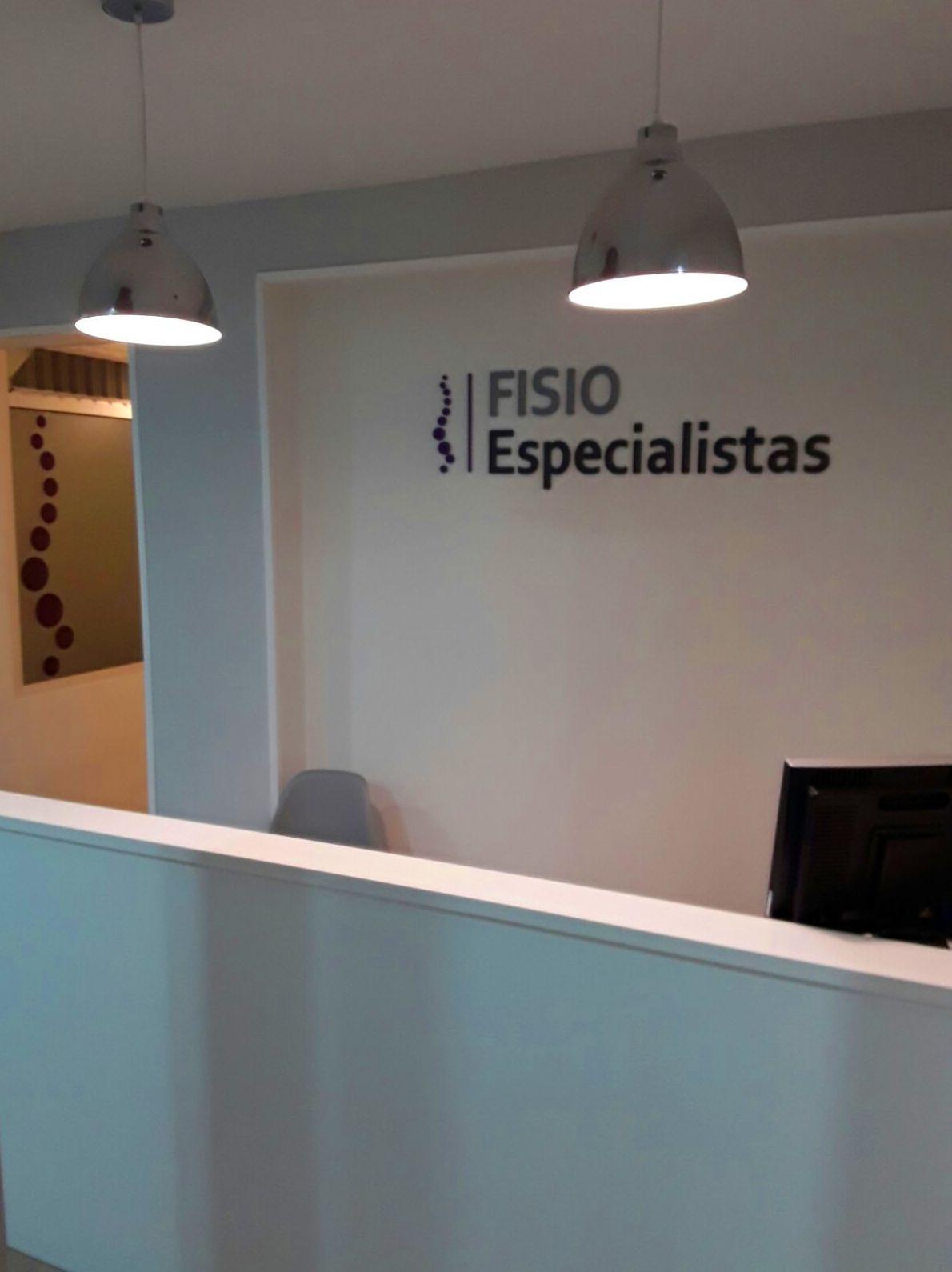 LOPEZ DE RUEDA, FISIO ESPECIALISTAS