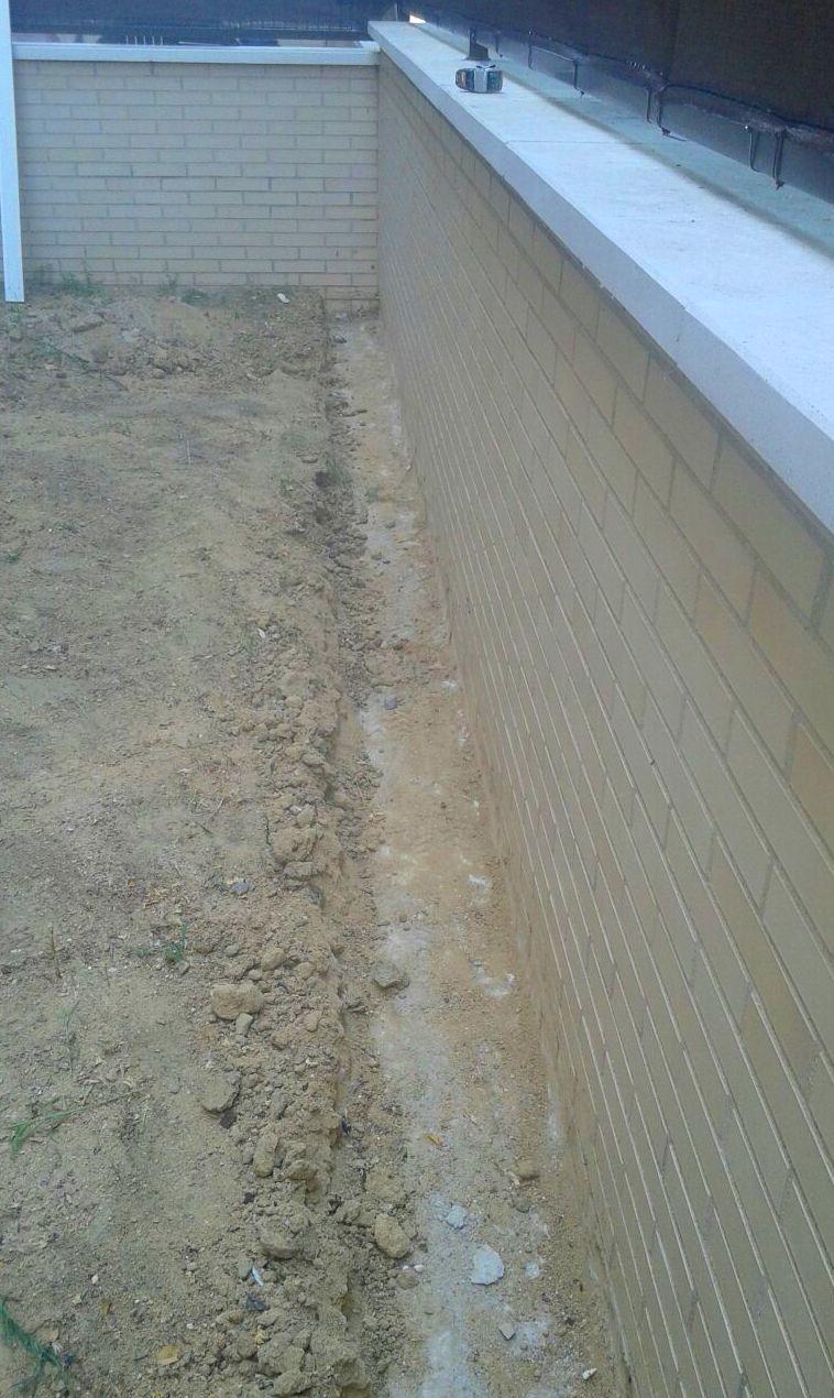 Reforma de  terraza (patio) en; (torrejon de ardoz)