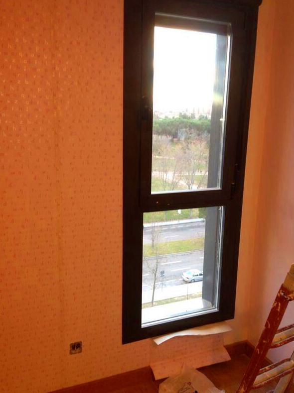Tabiques, techos de pladur y pintura.: Trabajos realizados de REFORMAS, INSTALACIONES Y CONSTRUCCION ARAGON SLU