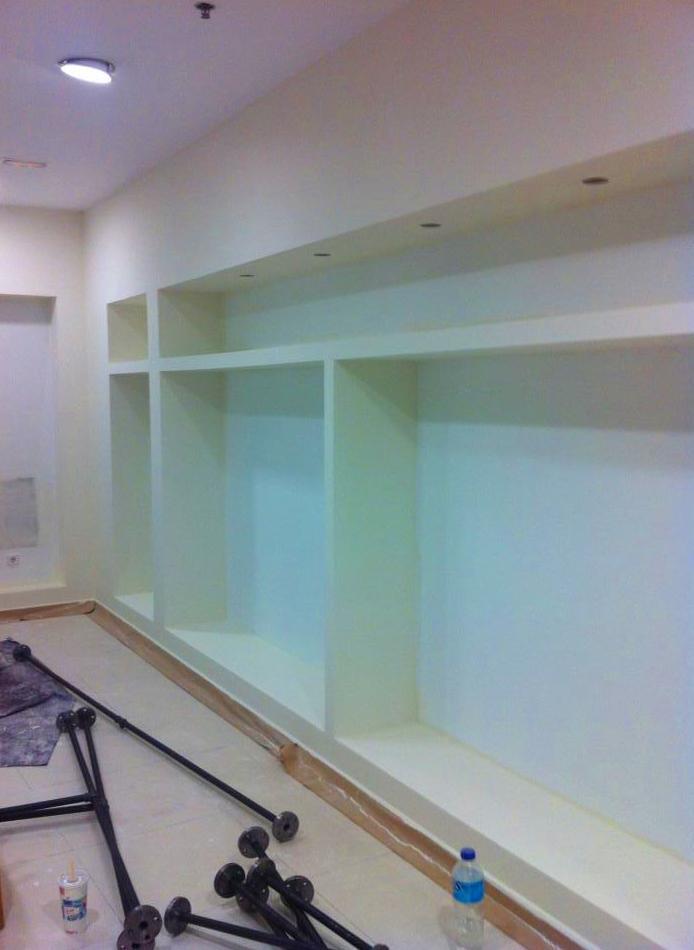 Centro comercial en serrano 61: Trabajos realizados de REFORMAS, INSTALACIONES Y CONSTRUCCION ARAGON SLU