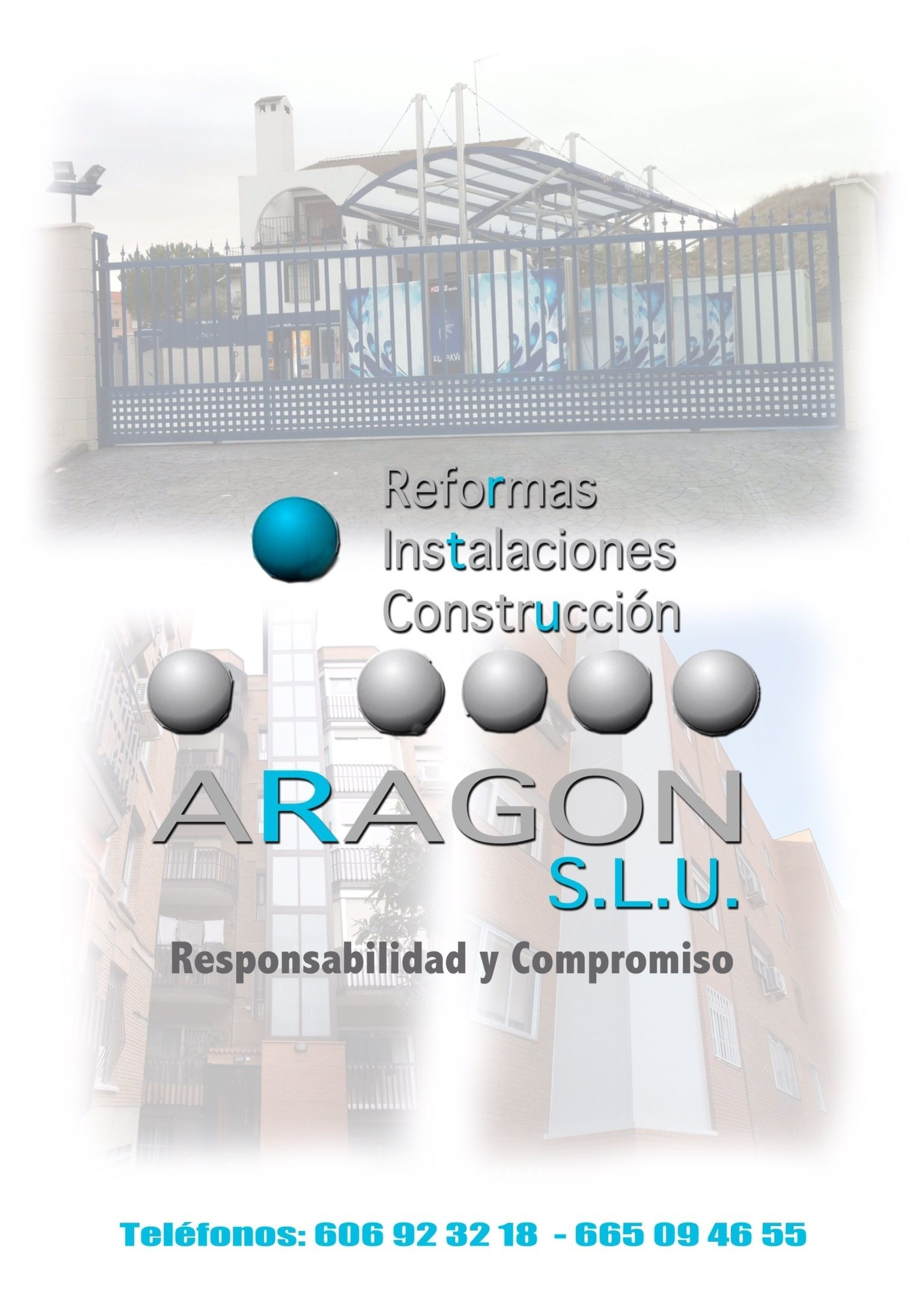 Foto 103 de Albañilería y Reformas en Madrid | REFORMAS, INSTALACIONES Y CONSTRUCCION ARAGON SLU