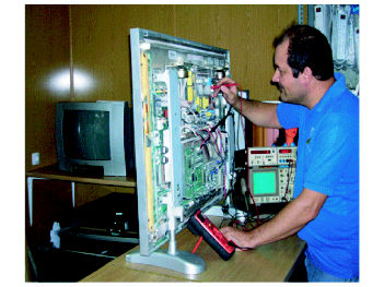 Foto 3 de Televisión, Vídeo y Sonido (reparación) en Parla | Electropar