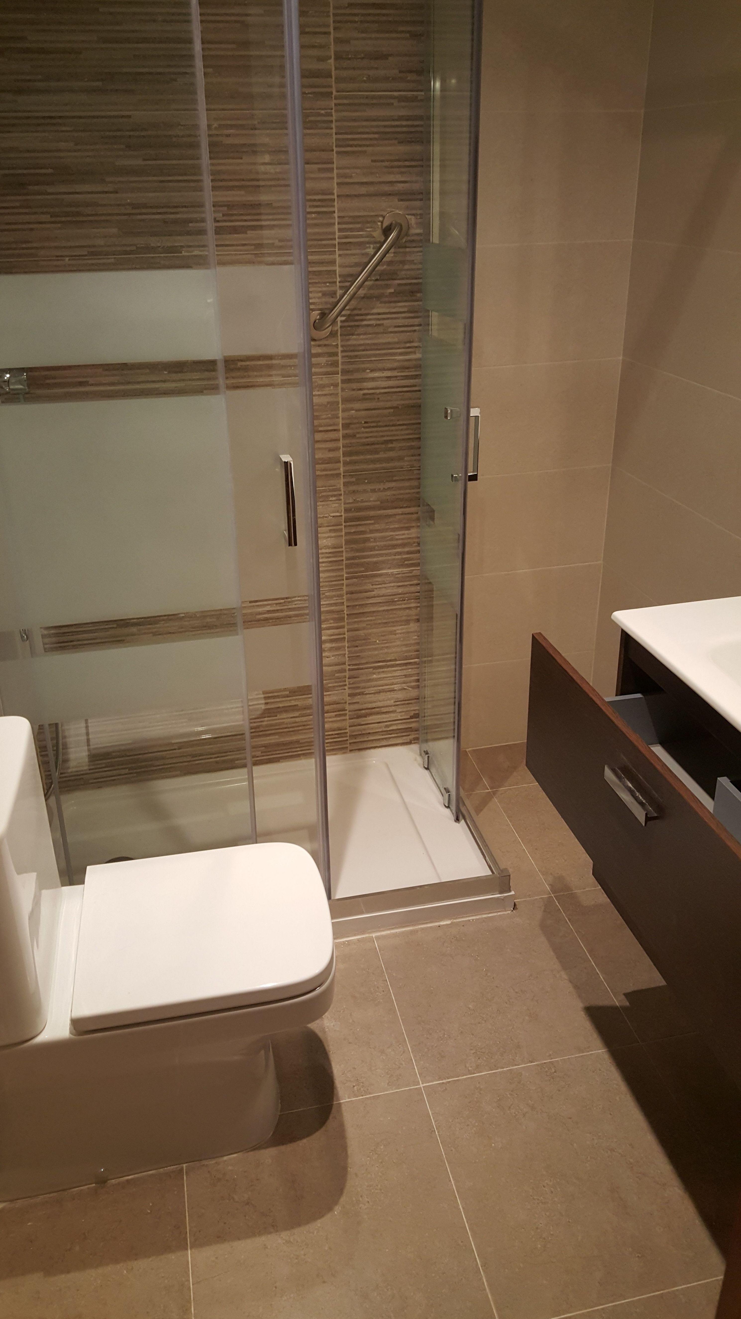 Reforma de baños completa Bilbao