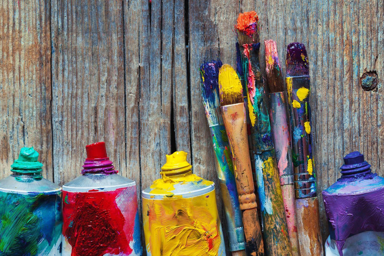Mayorista de artículos para pintura