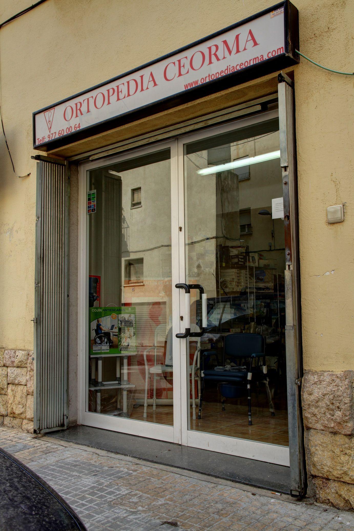 Foto 24 de Ortopedia en Tarragona | Ceorma, S.L.