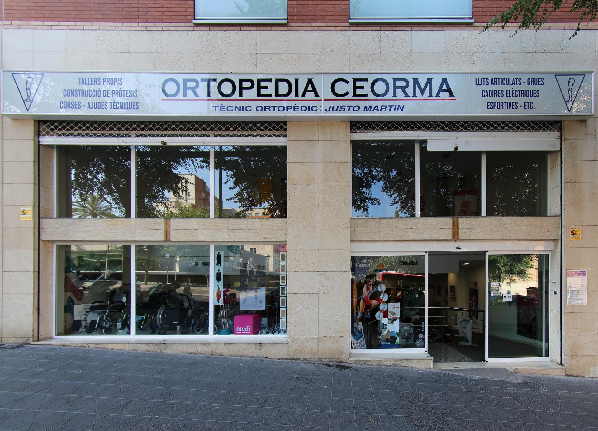 Foto 1 de Ortopedia en Tarragona | Ceorma, S.L.