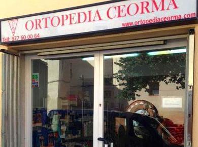 Órtesis Tarragona|Ortopedia Ceorma