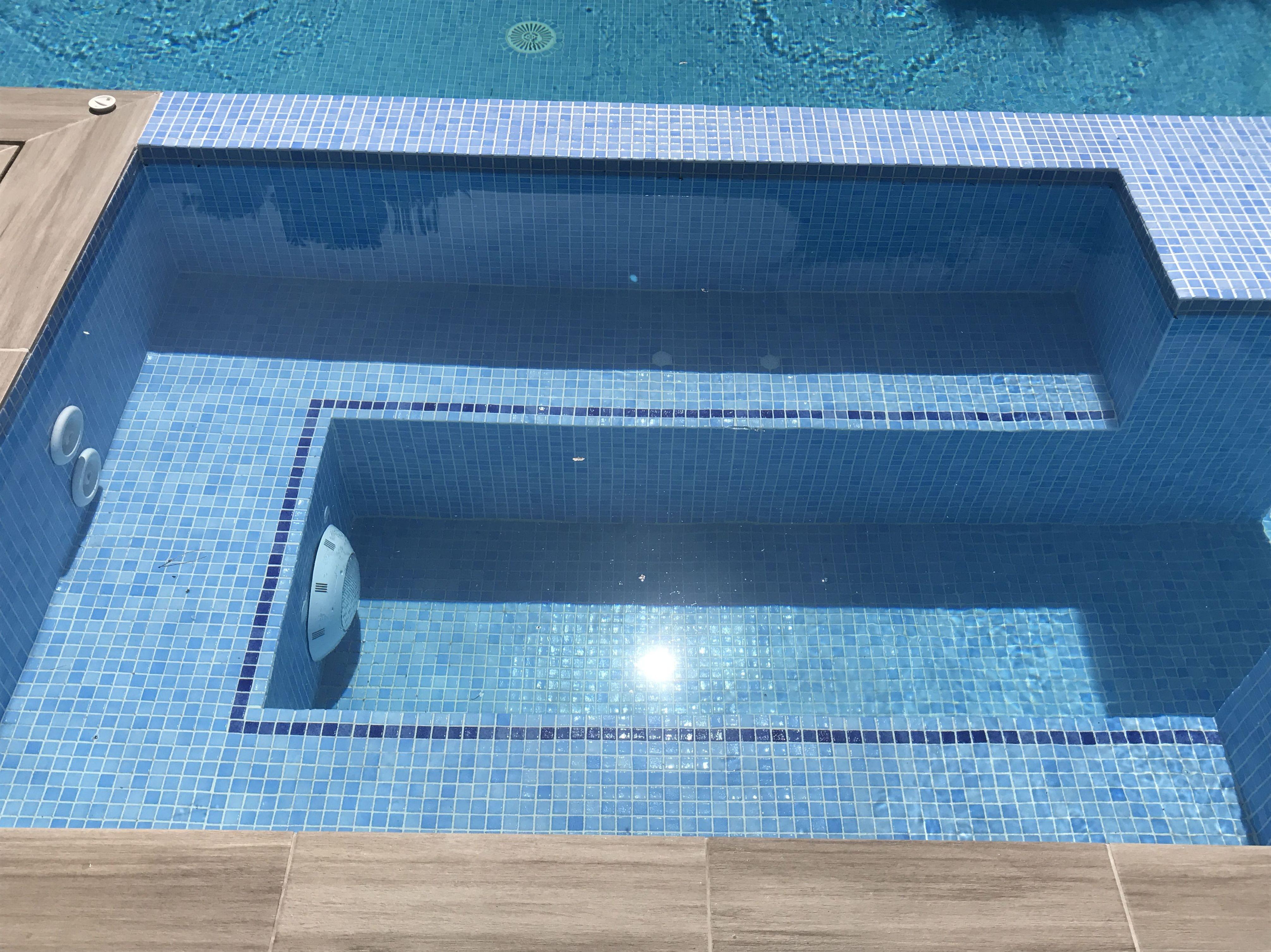 spa de piscina