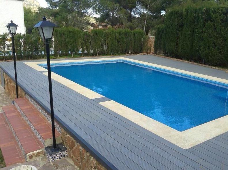 Rehabilitación de piscina con Alkroplan