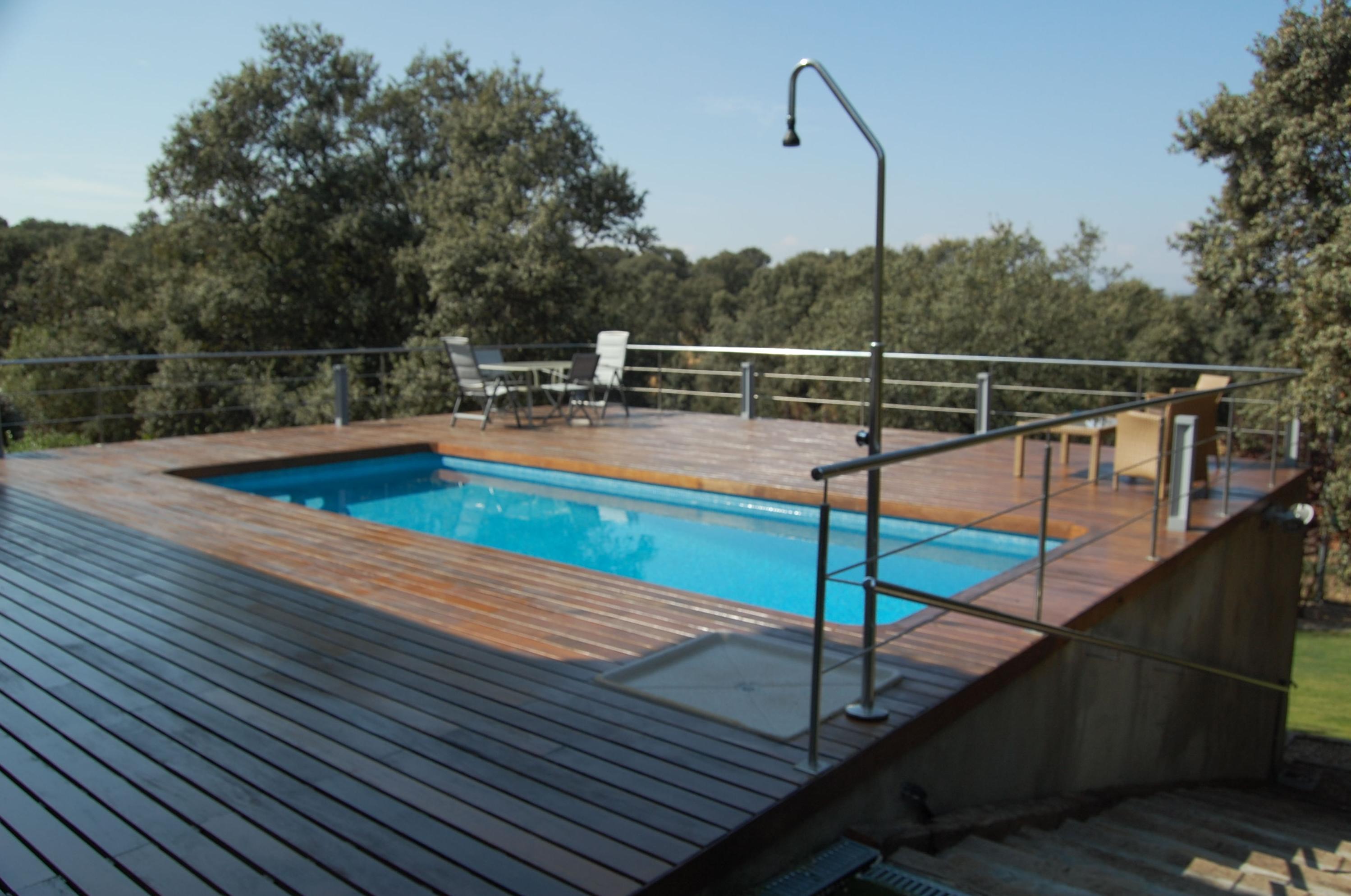 Foto 38 de piscinas instalaci n y mantenimiento en san for Piscina elevada obra