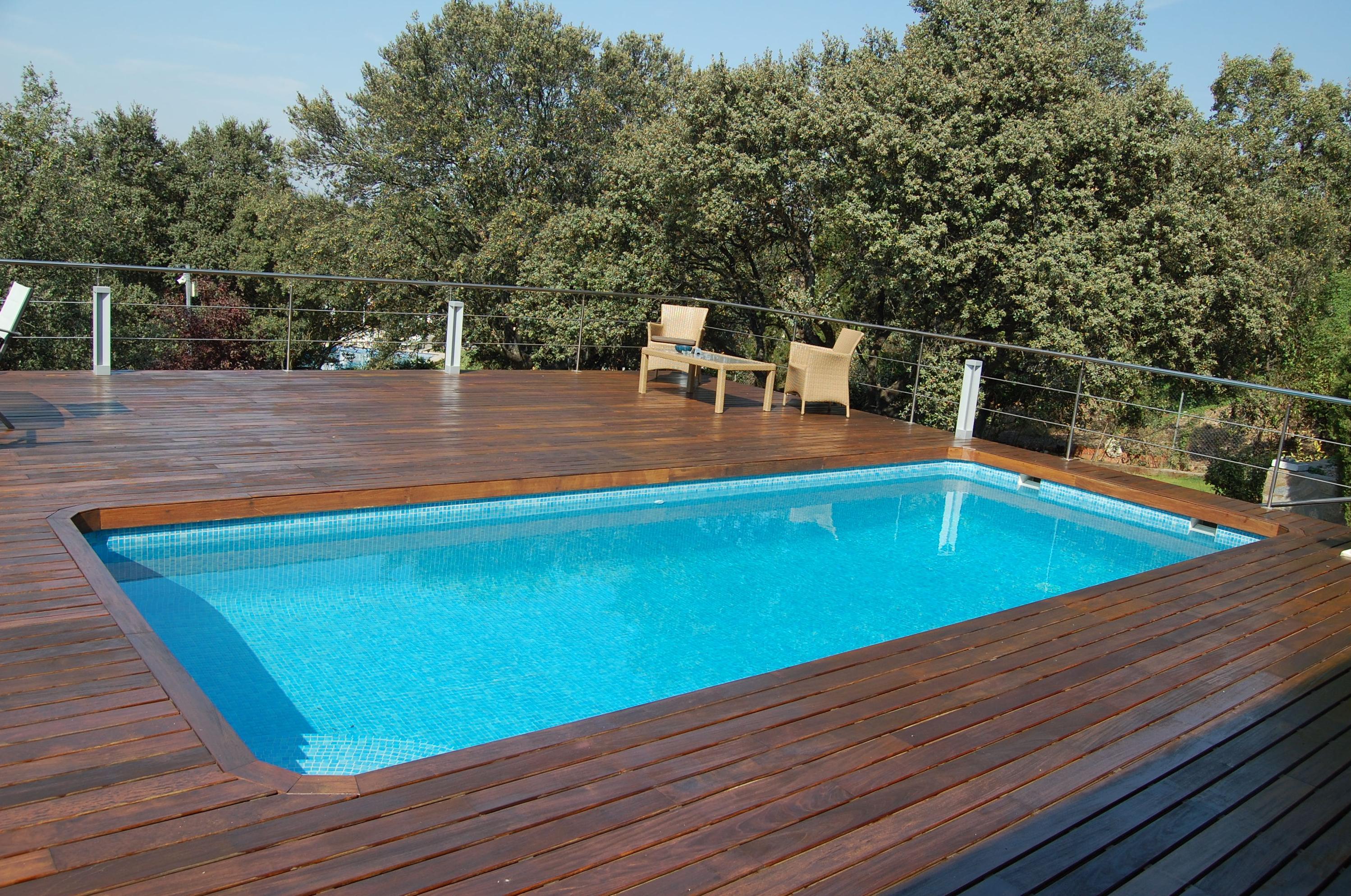 Foto 55 de piscinas instalaci n y mantenimiento en san - Piscinas obra precios ...