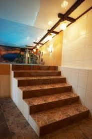 Escalera de mármol en Gijón