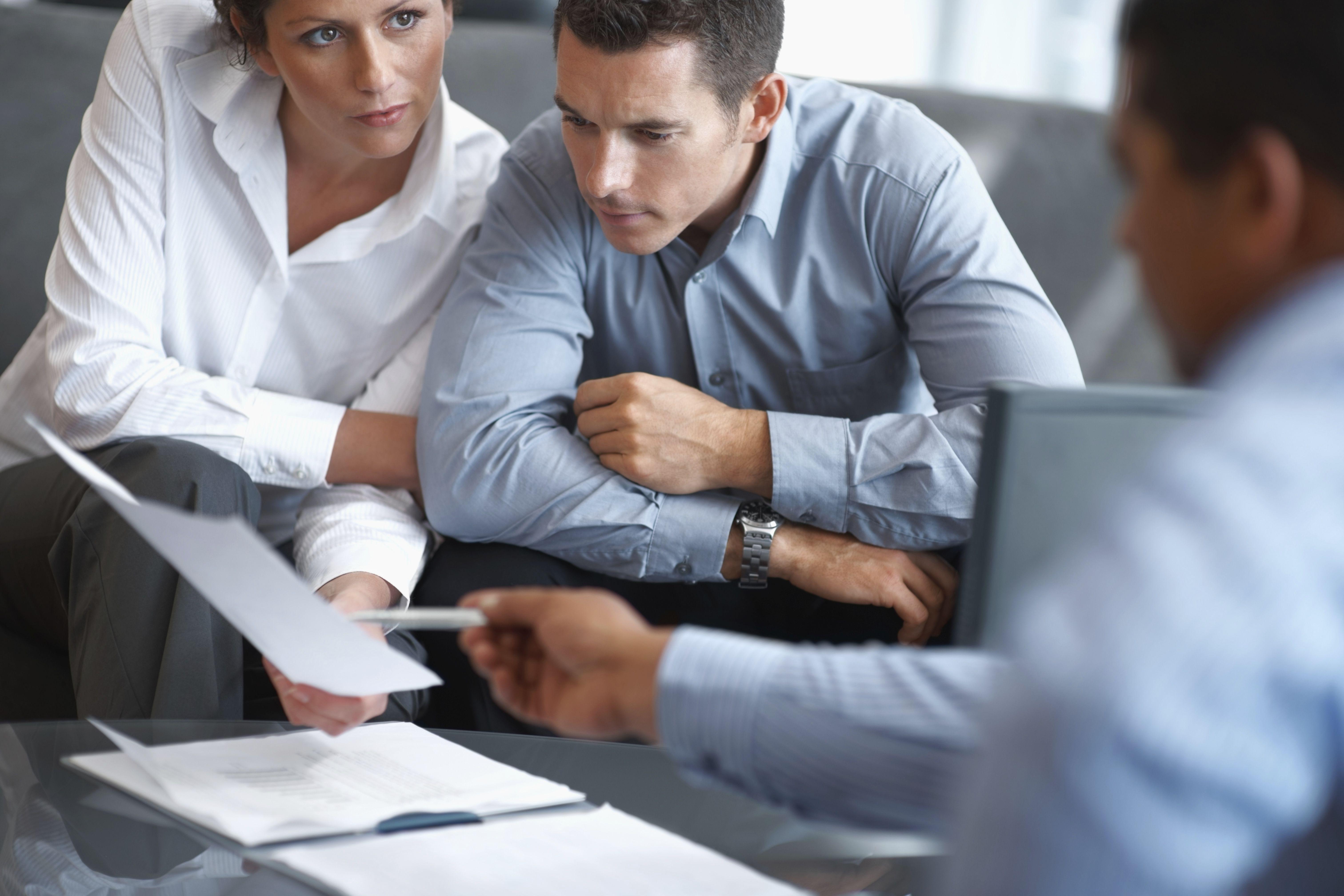 Equipo financiero: Servicios de Co+Gestión