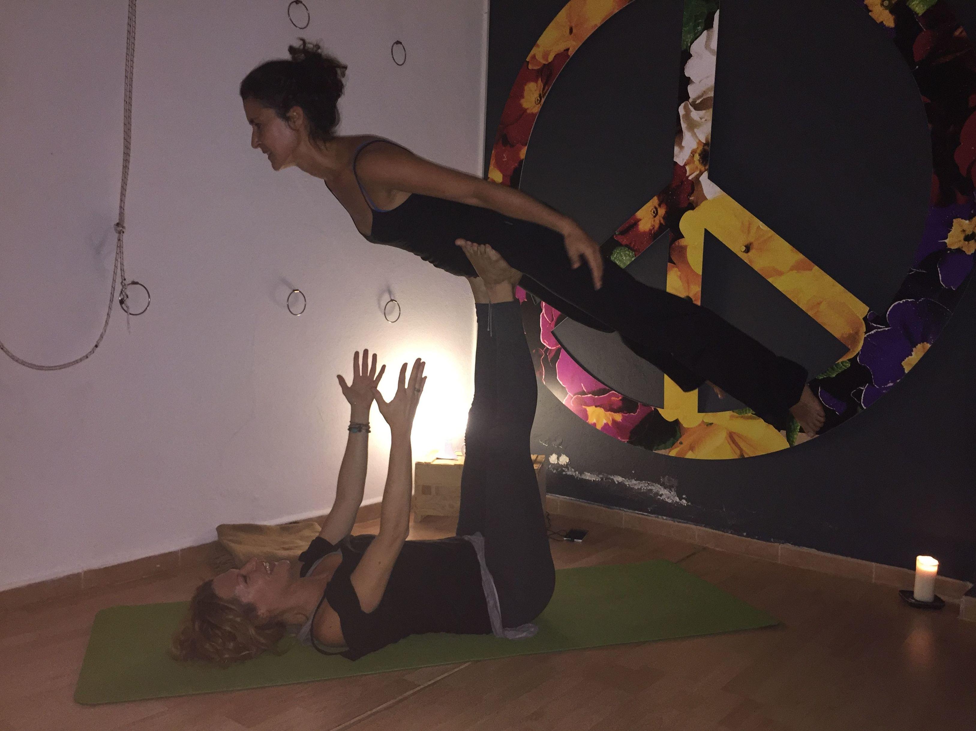 Yoga (elasticidad , ejercicio fisico y mental): Servicios  de Krysty Creando Belleza