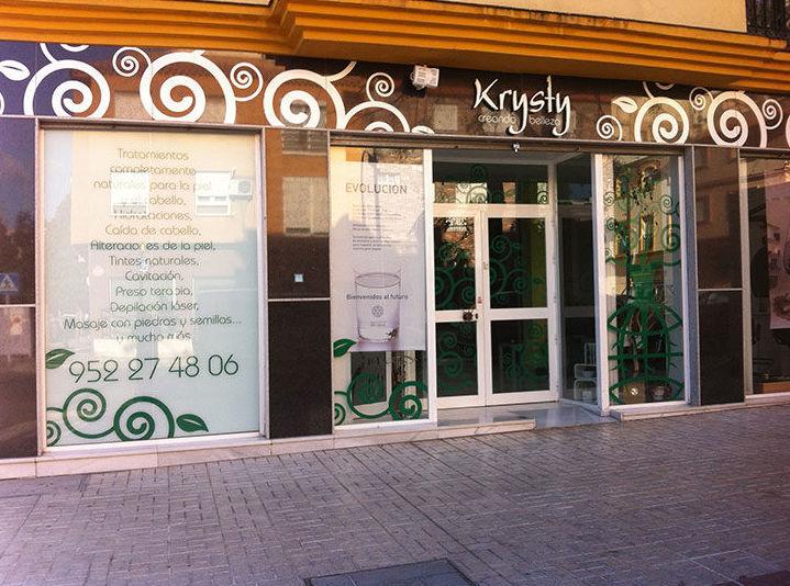 Centro de peluquería y estética en Málaga
