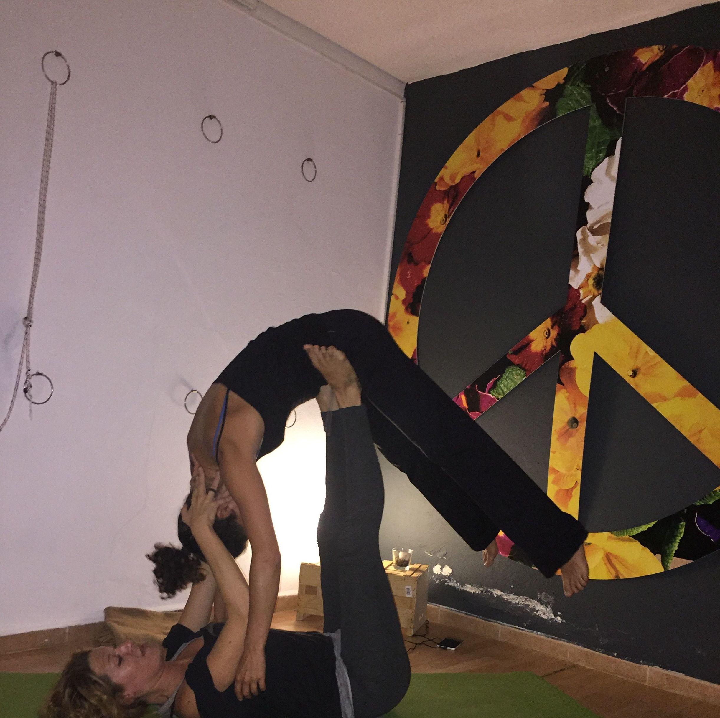 Prueba una clase de yoga gratis