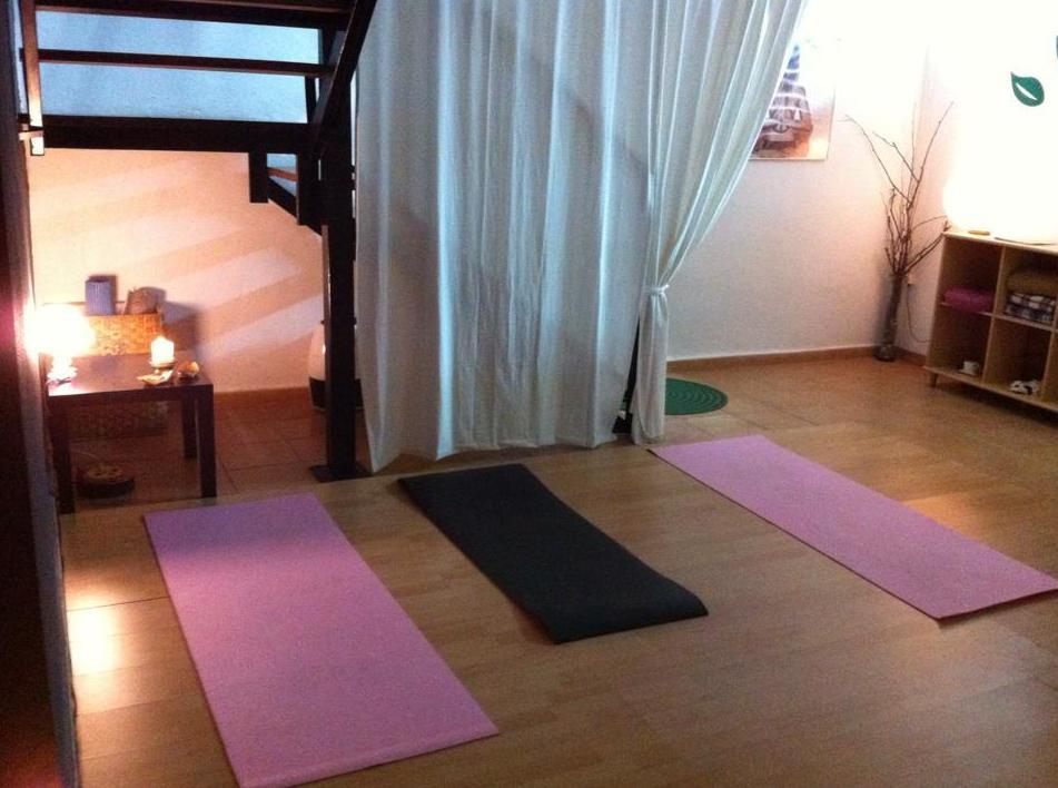 Centro de yoga y tratamientos naturales en Málaga