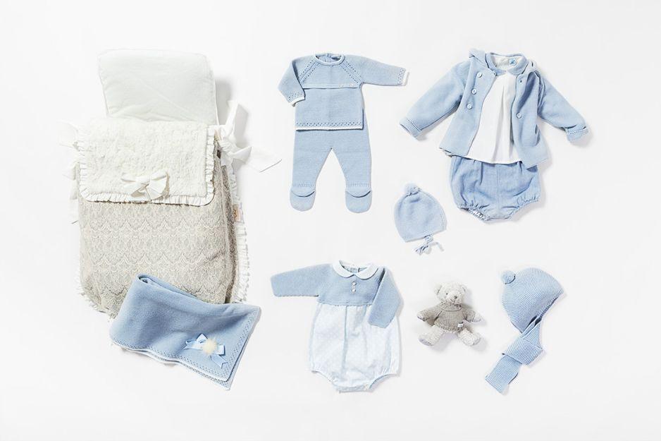 Ropa exclusiva de bebé en Pamplona