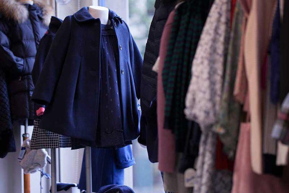 Tienda de ropa de niños en Pamplona