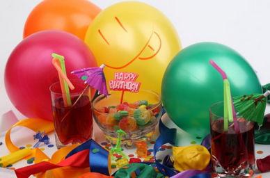 Alquiler para celebraciones : Servicios de Escuela Infantil Chispitas