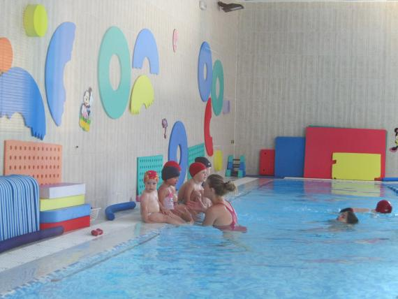 Curso de natacion