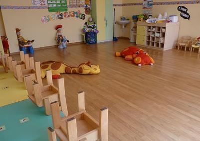 Nuestros servicios: Servicios de Escuela Infantil Chispitas