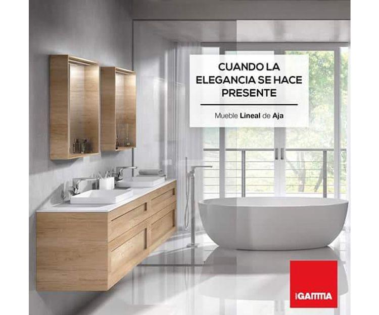 Mueble lineal de Aja en Murcia