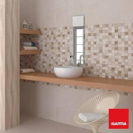 Colores naturales, suaves y distinguidos. Así es TURÍN, la cerámica de Terradecor que viste con elegancia todas las estancias de casa.