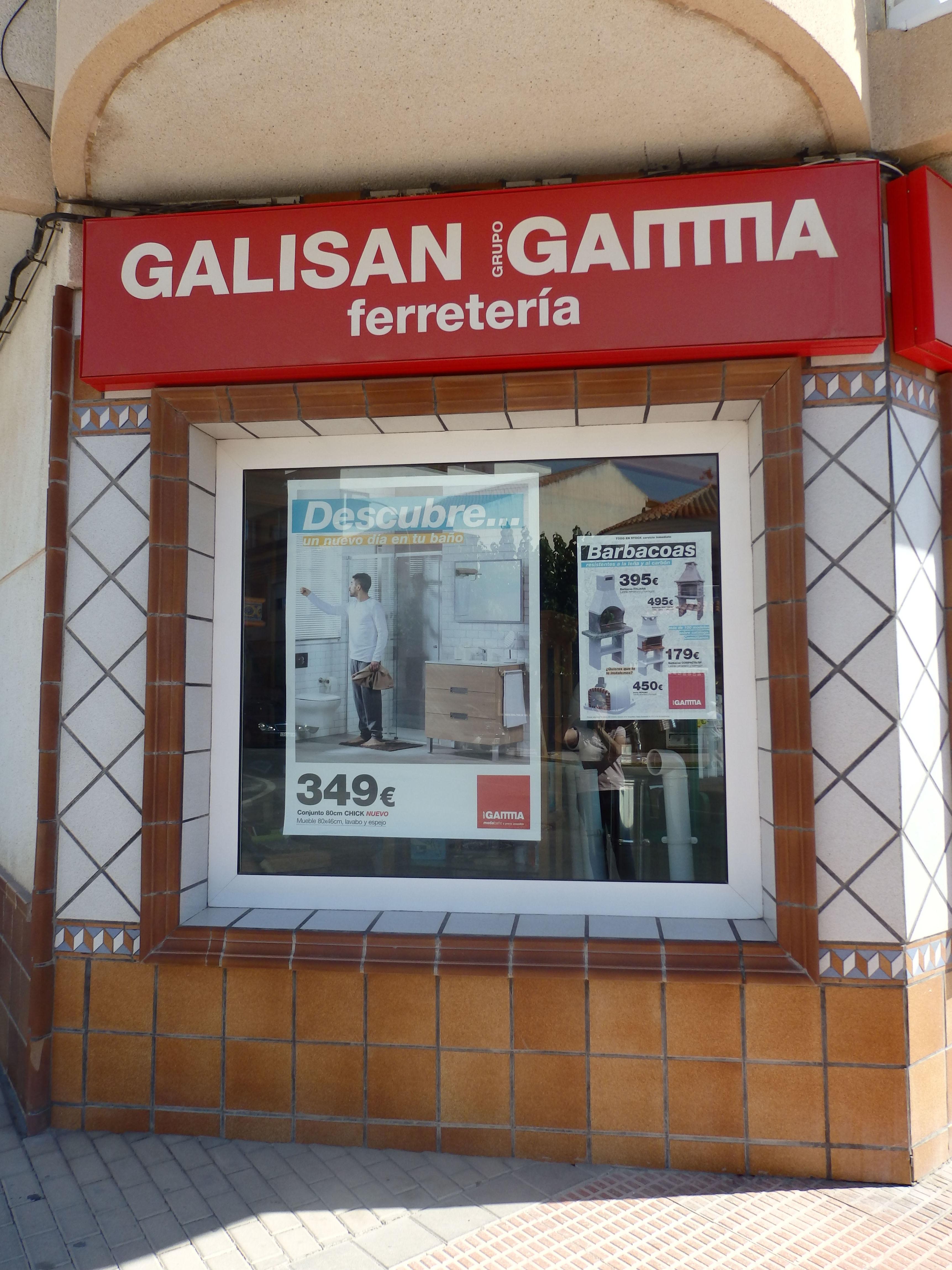 Fachada de la tienda en Las Torres de Cotillas