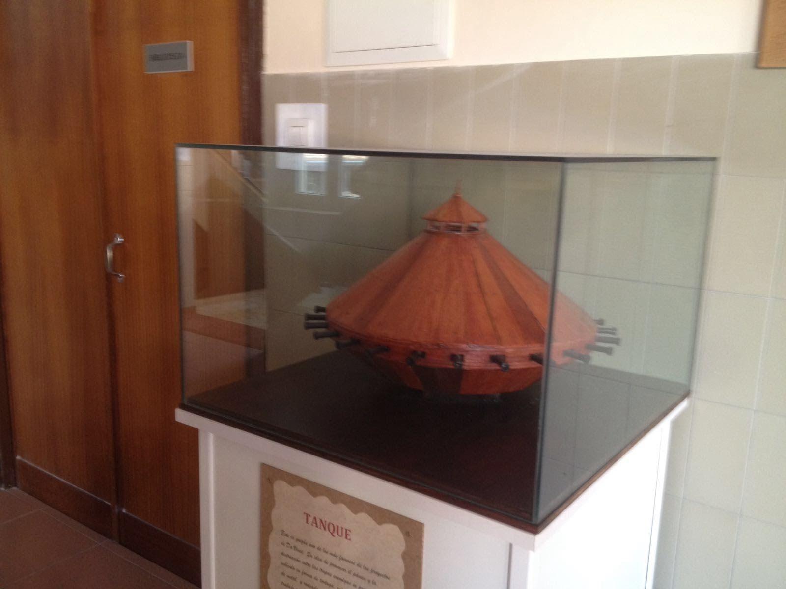 Cristal de seguridad para exposiciones en Gijón