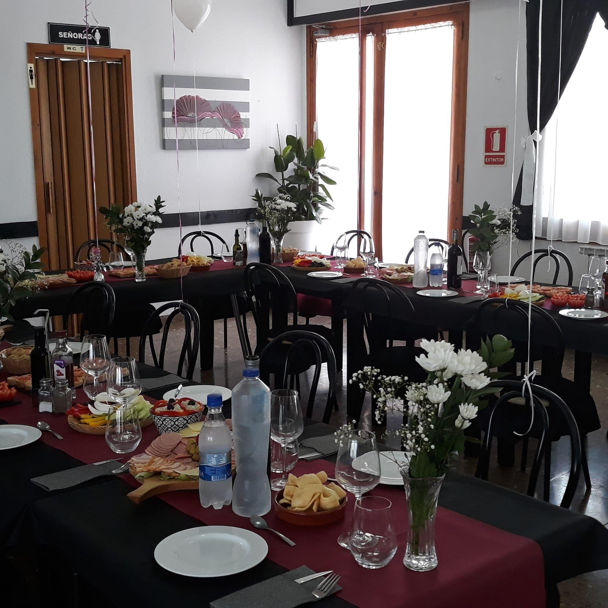 Restaurante de cocina catalana en Tárrega