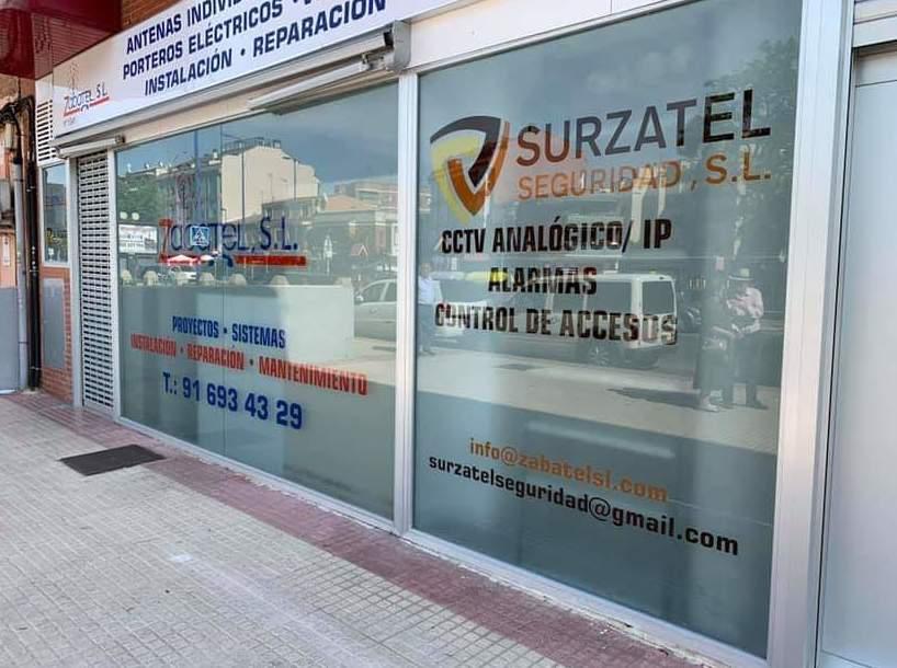 Mantenimiento de antenas Madrid