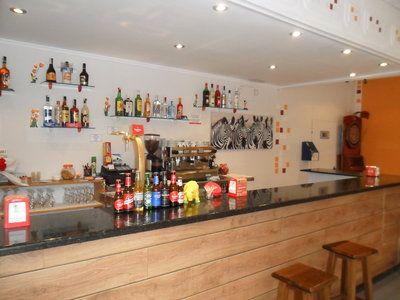 Reforma de bar después
