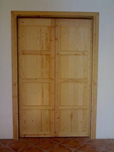 Colocación de puertas