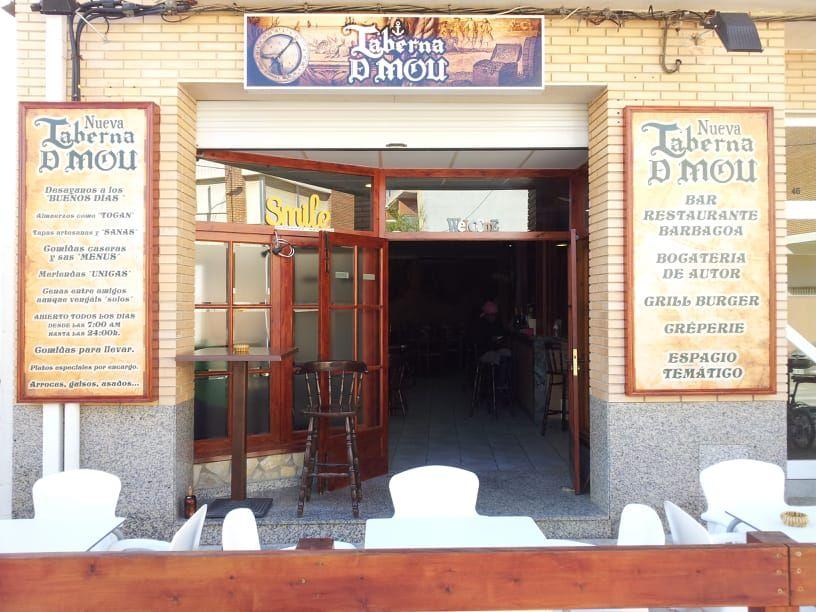 Bar reformado en Benicarló