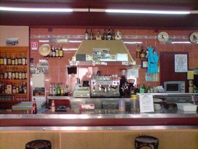 Antes de la reforma Bar Arayo