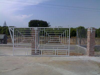 Puerta corredera Benicarlo