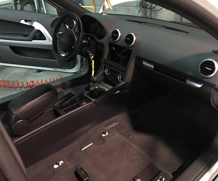 Tapicería integral del automóvil