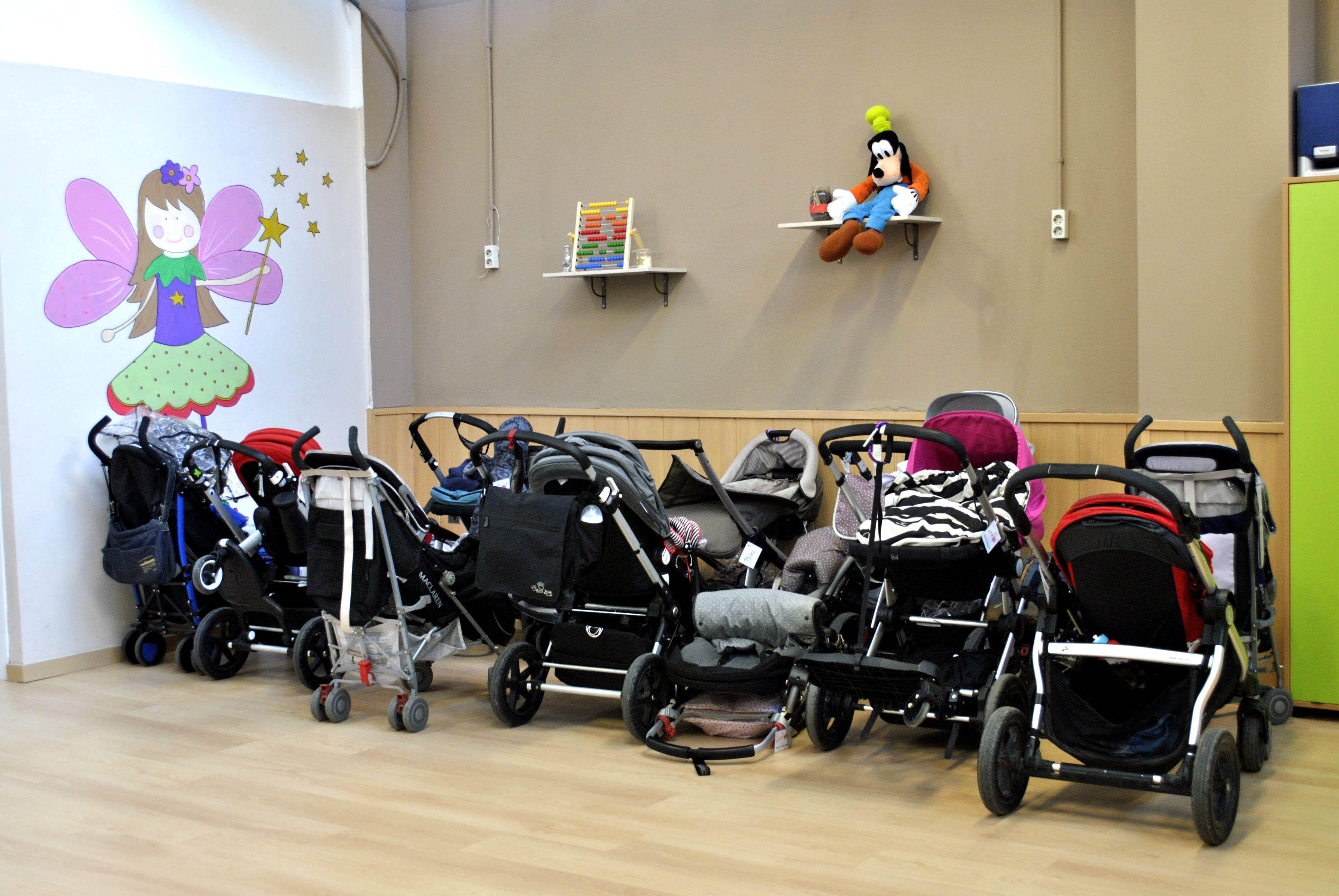 Foto 11 de Guardería infantil bilingüe en    Llar d'infants Petits Gegants