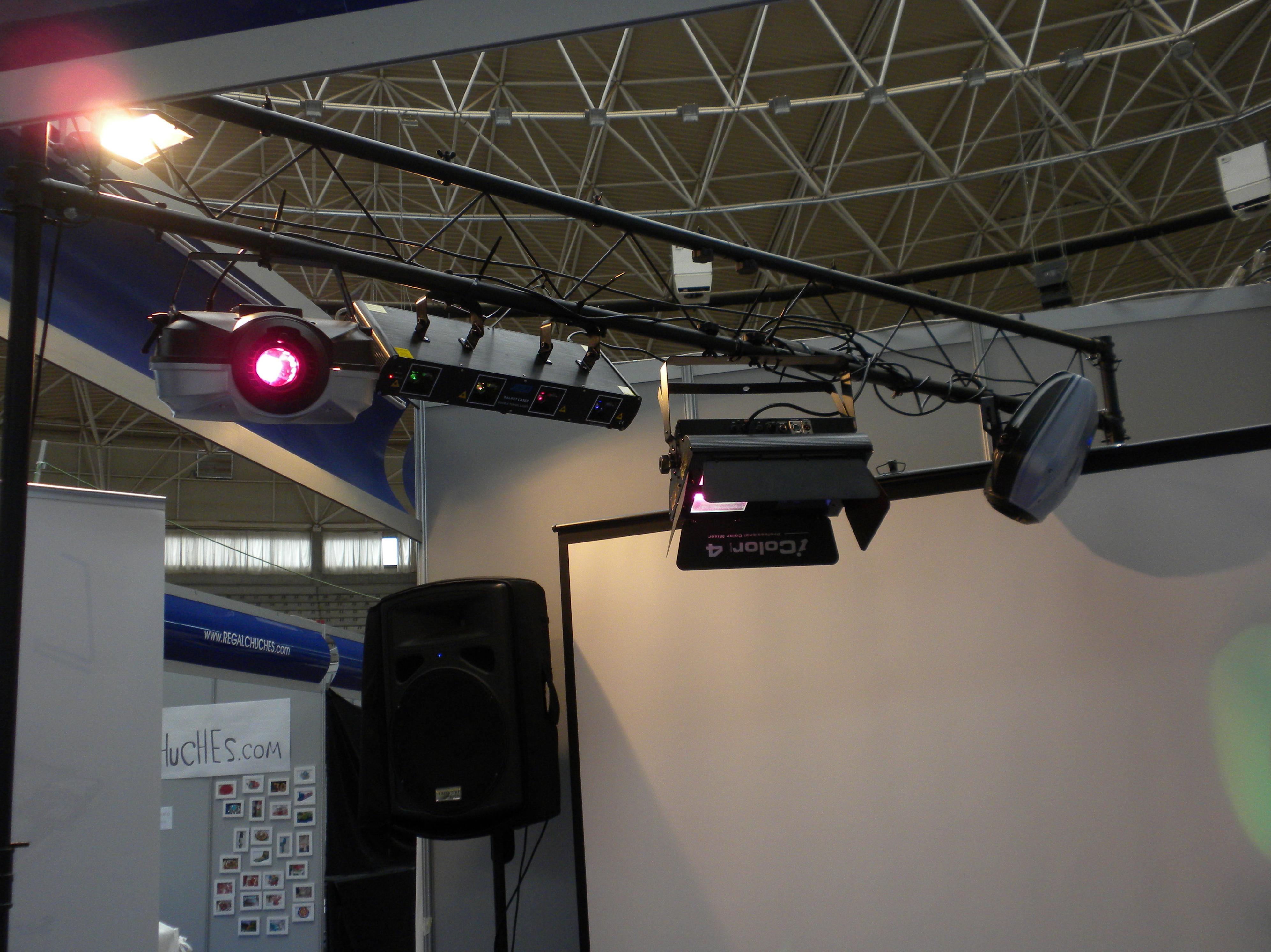 Foto 23 de Sonorización e iluminación en Las Rozas | Vivace