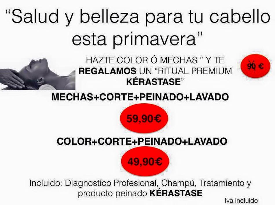 """Hazte el color """"Innoa o Majirel"""" y te regalamos un ritual Premium Kérastase!!"""