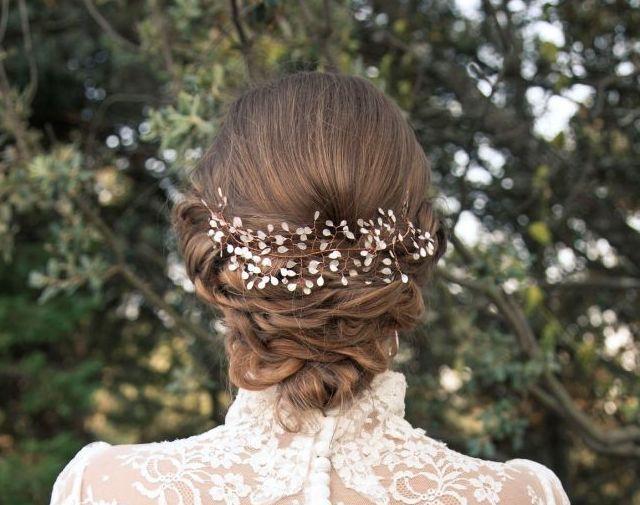 Los 60 mejores peinados de novia 2016: encuentra el perfecto para ti!!