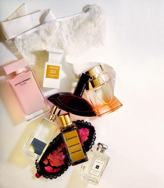 la forma mas atractiva de perfumarse