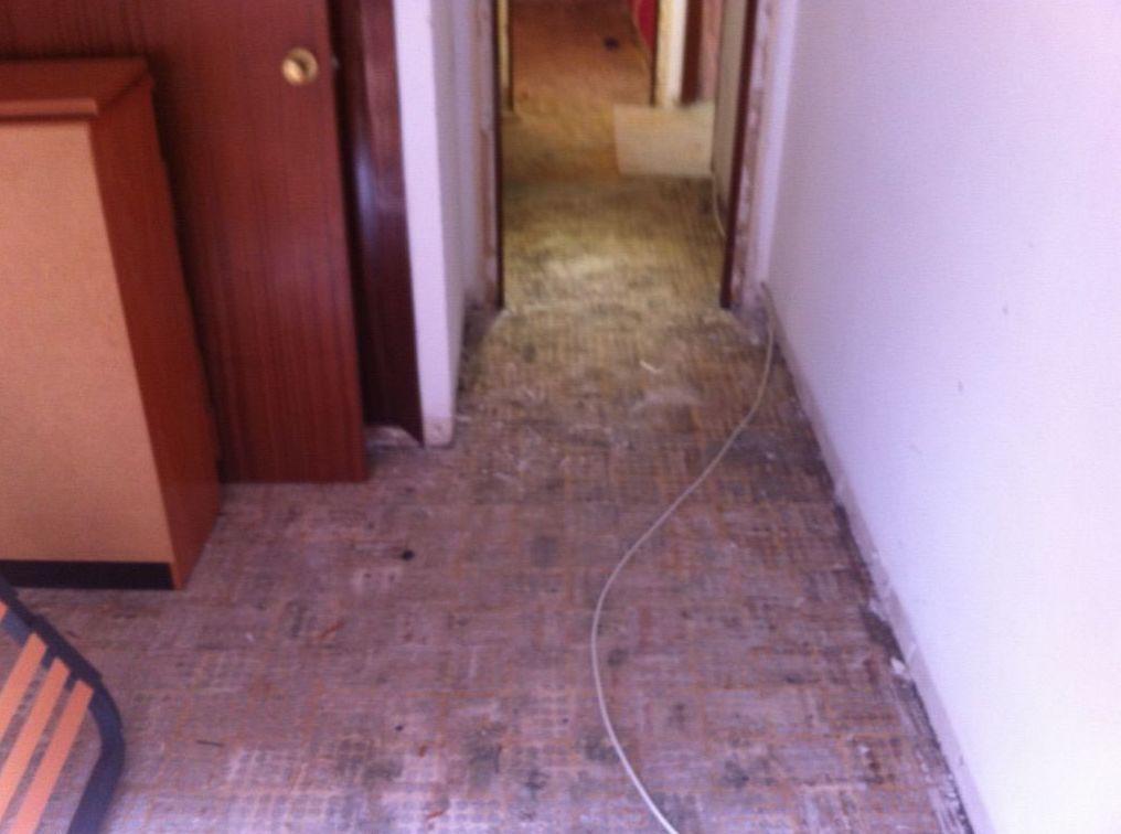 Asturias piso para colocar suelo laminado.