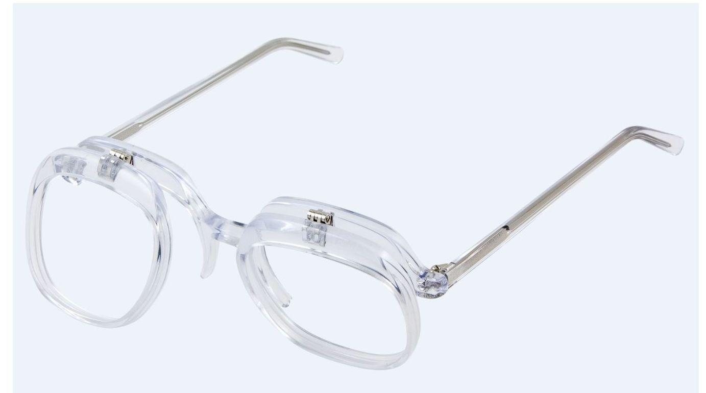 Gafas maquillaje