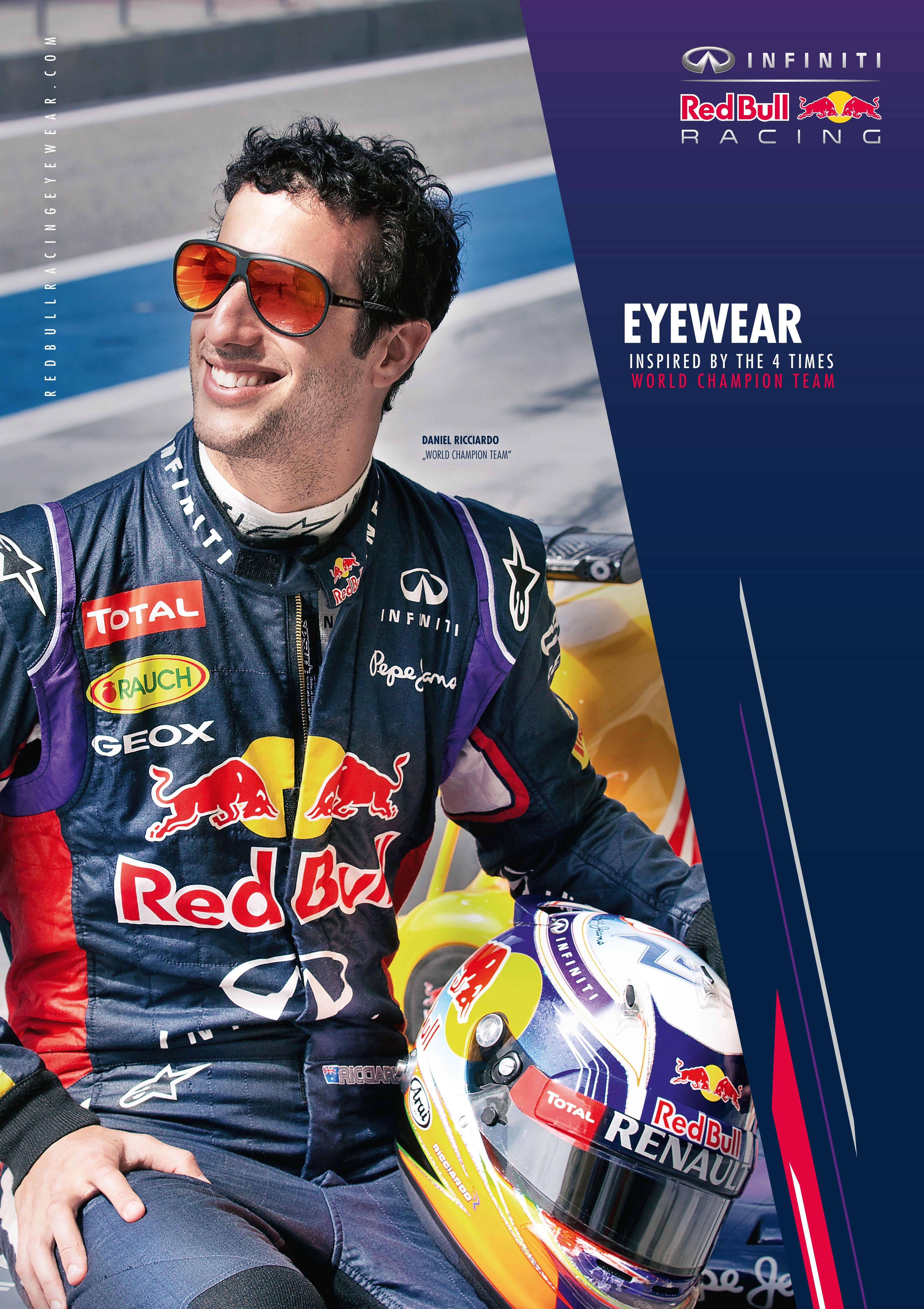 Gafas de sol Red Bull
